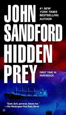 Image for Hidden Prey