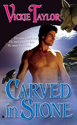 Carved in Stone (Les Gargouillen, Book 1), Vickie  Taylor