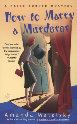 Image for How to Marry a Murderer (Paige Turner Mystery)