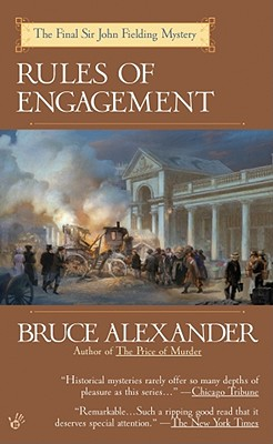 Rules of Engagement, BRUCE ALEXANDER
