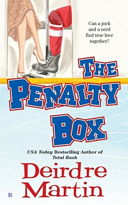 Image for The Penalty Box (New York Blades)