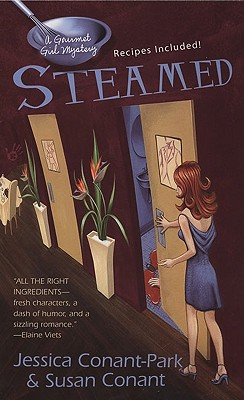 Image for Steamed (A Gourmet Girl Mystery)