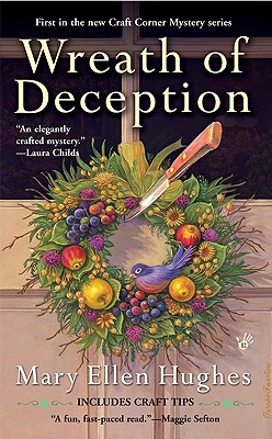 WREATH OF DECEPTION, Hughes, Mary Ellen