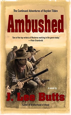 Image for Ambushed: The Continued Adventures of Hayden Tilden