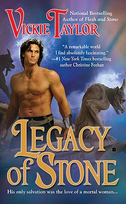 Legacy of Stone, Vickie Taylor