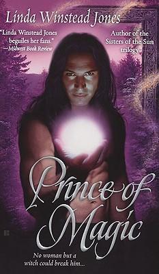 Prince of Magic (Berkley Sensation), LINDA WINSTEAD JONES