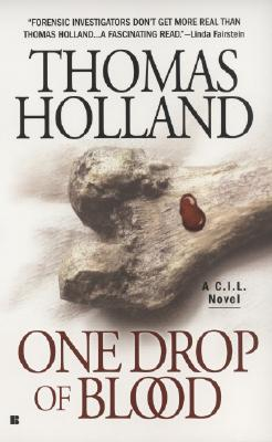 Image for One Drop of Blood: A C.I.L. Novel