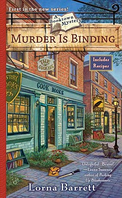Murder Is Binding, Lorna Barrett