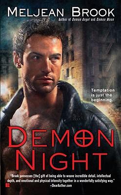 Demon Night (The Guardians, Book 5), Meljean Brook