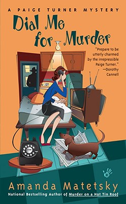 Image for Dial Me for Murder (Paige Turner Mysteries)
