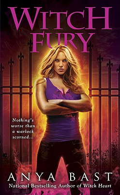 "Image for ""Witch Fury (Elemental Witches, Book 4)"""