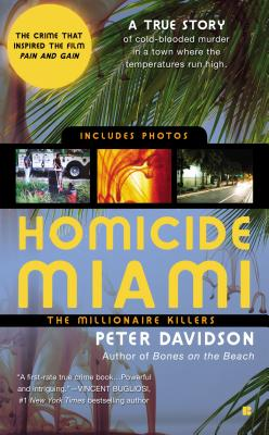 Image for Homicide Miami: The Millionaire Killers