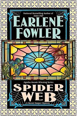 Spider Web (Benni Harper Mystery), Earlene Fowler