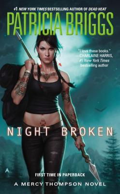 Image for Night Broken (A Mercy Thompson Novel)