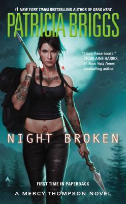 Image for Night Broken (A Mercy Thompson Novel)