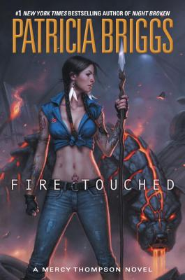 Image for FIRE TOUCHED A MERCY THOMPSON NOVEL