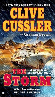 The Storm (The Numa Files), Cussler, Clive, Brown, Graham