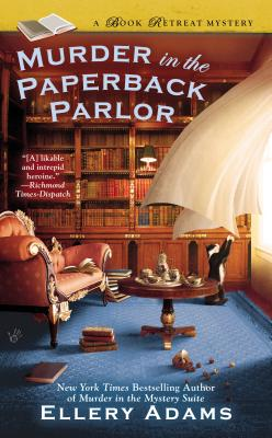 Image for Murder in the Paperback Parlor (A Book Retreat Mystery)