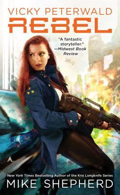 Image for Vicky Peterwald: Rebel (A Vicky Peterwald Novel)