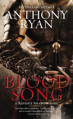 Image for Blood Song (A Raven's Shadow Novel)