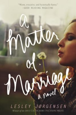 Image for A Matter Of Marriage