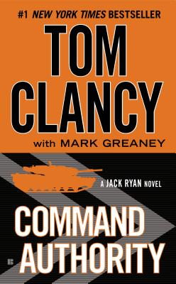 Image for Command Authority (A Jack Ryan Novel)