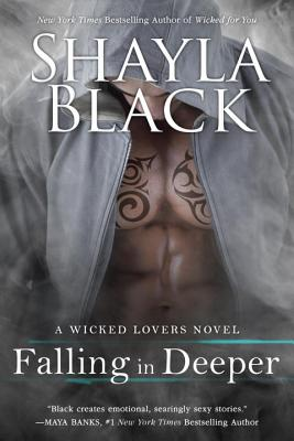 Image for Falling in Deeper: A Wicked Lovers Novel