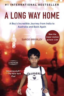 Image for A Long Way Home: A Memoir