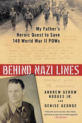 Image for Behind Nazi Lines
