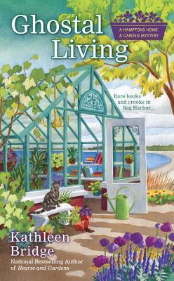Image for Ghostal Living (Hamptons Home & Garden Mystery)