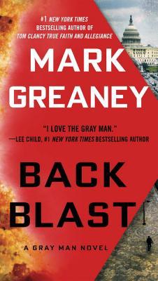 Image for Back Blast (Gray Man Novel)