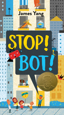Image for STOP! BOT!