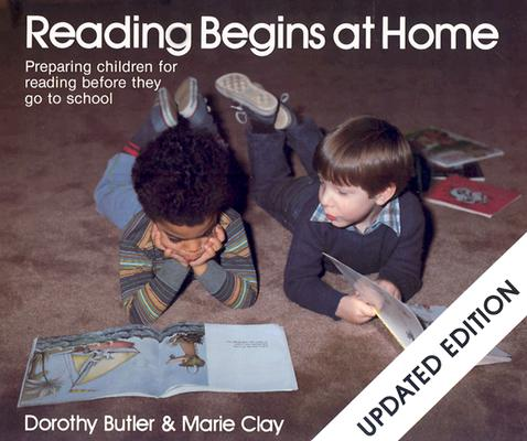 Image for Reading Begins at Home: Preparing Children Before They Go to School