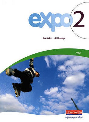 Expo 2 Vert Pupil Book [Import] [Paperback], Gill Ramage (Author), Jon Meier (Author)