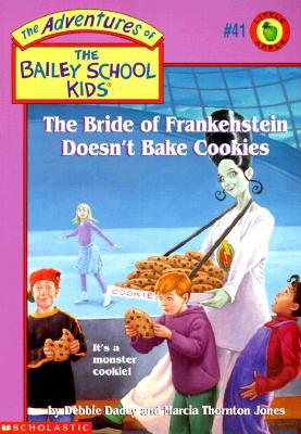 Image for Bride of Frankenstein Doesnt Bake Cookies