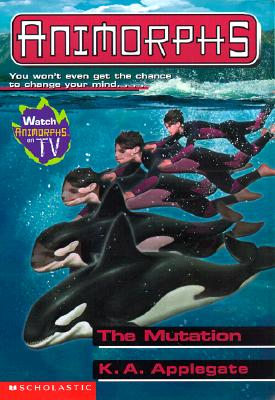 Image for Animorphs #36: The Mutation