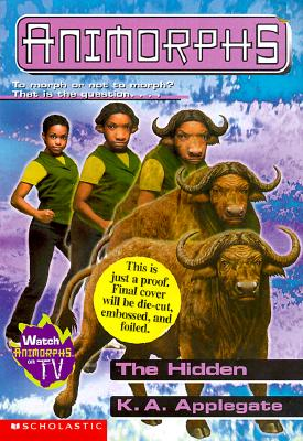 Image for The Hidden (Animorphs, Book 39)