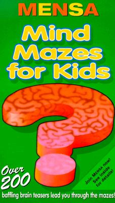 Image for MIND MAZES FOR KIDS MENSA