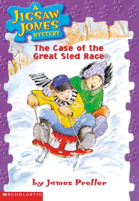Image for The Case of the Great Sled Race (Jigsaw Jones Mystery, No. 8)