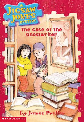 Image for THE CASE OF THE GHOSTWRITER