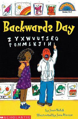 Image for Backwards Day (Hello Reader Level 3 - Grades 1 & 2) (Scholastic Cartwheel Books)