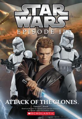 Star Wars, Episode II: Attack of the Clones (Junior Novelization), Patricia C. Wrede