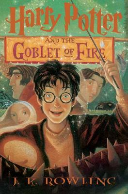 Image for HARRY POTTER AND THE GOBLET OF FIRE YEAR 4