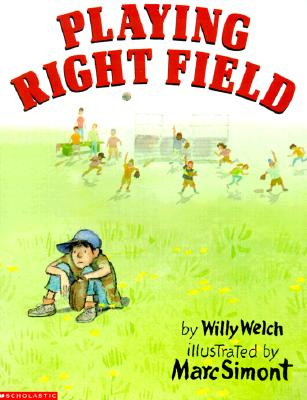Image for PLAYING RIGHT FIELD