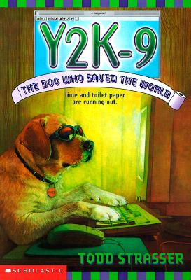 Image for DOG WHO SAVED THE WORLD, Y2K-9