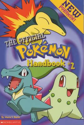 Image for The Official Pokemon Handbook #2