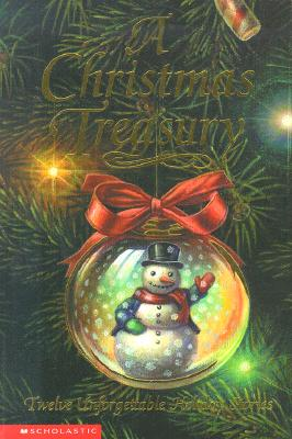 Image for A Christmas Treasury: Twelve Unforgettable Holiday Stories