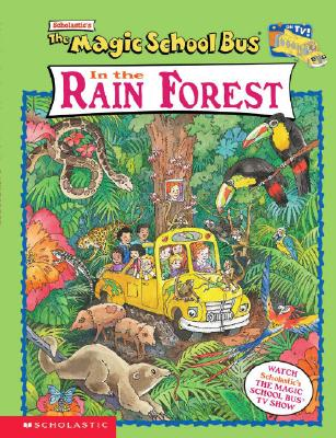 Image for In The Rainforest (Magic School Bus)