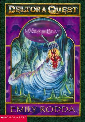 The Maze of the Beast (Deltora Quest, No. 6), Emily Rodda