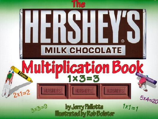 Image for HERSHEY'S MILK CHOCOLATE MULTIPLICATION BOOK
